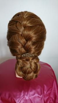 Présentation de  coiffures