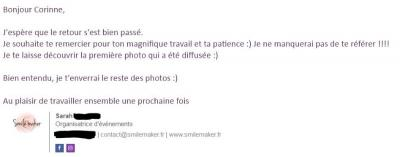 Maquillage  Mariée pour un shooting photo, pour une organisatrice d'événement à L'Aigle en Normandie