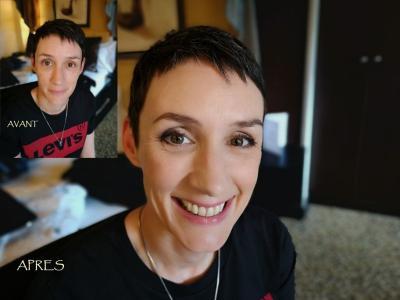 Apprendre à se maquiller grâce à un cours d'auto-maquillage de deux heures
